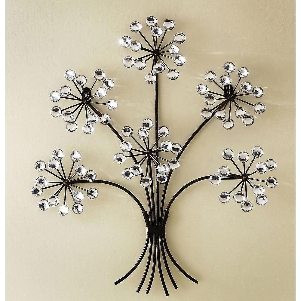 Metal Wall Art Decor Throughout Metal Wall Art For Bathroom (Image 11 of 20)