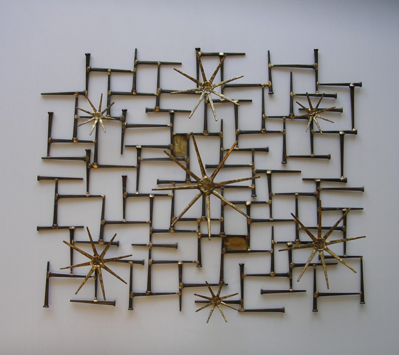 Metal Wall Art – Dutchglow Within Metal Abstract Wall Art (View 3 of 20)