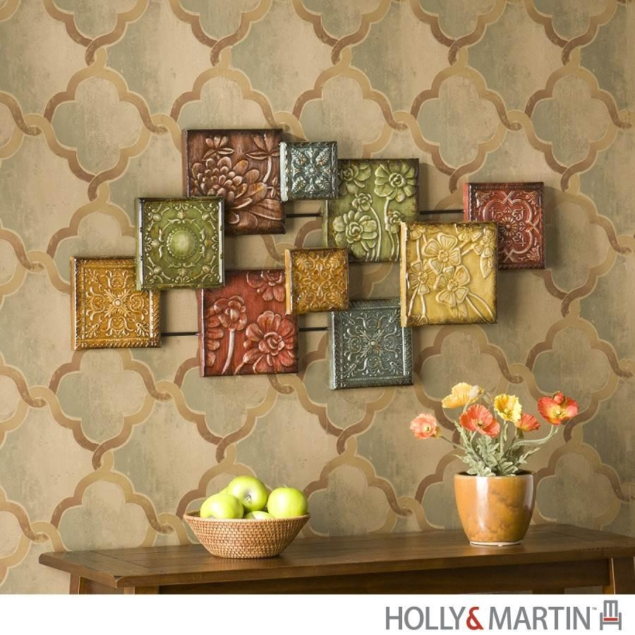 Metal Wall Art For Modern Home » Inoutinterior Throughout Italian Wall Art Decor (View 5 of 20)