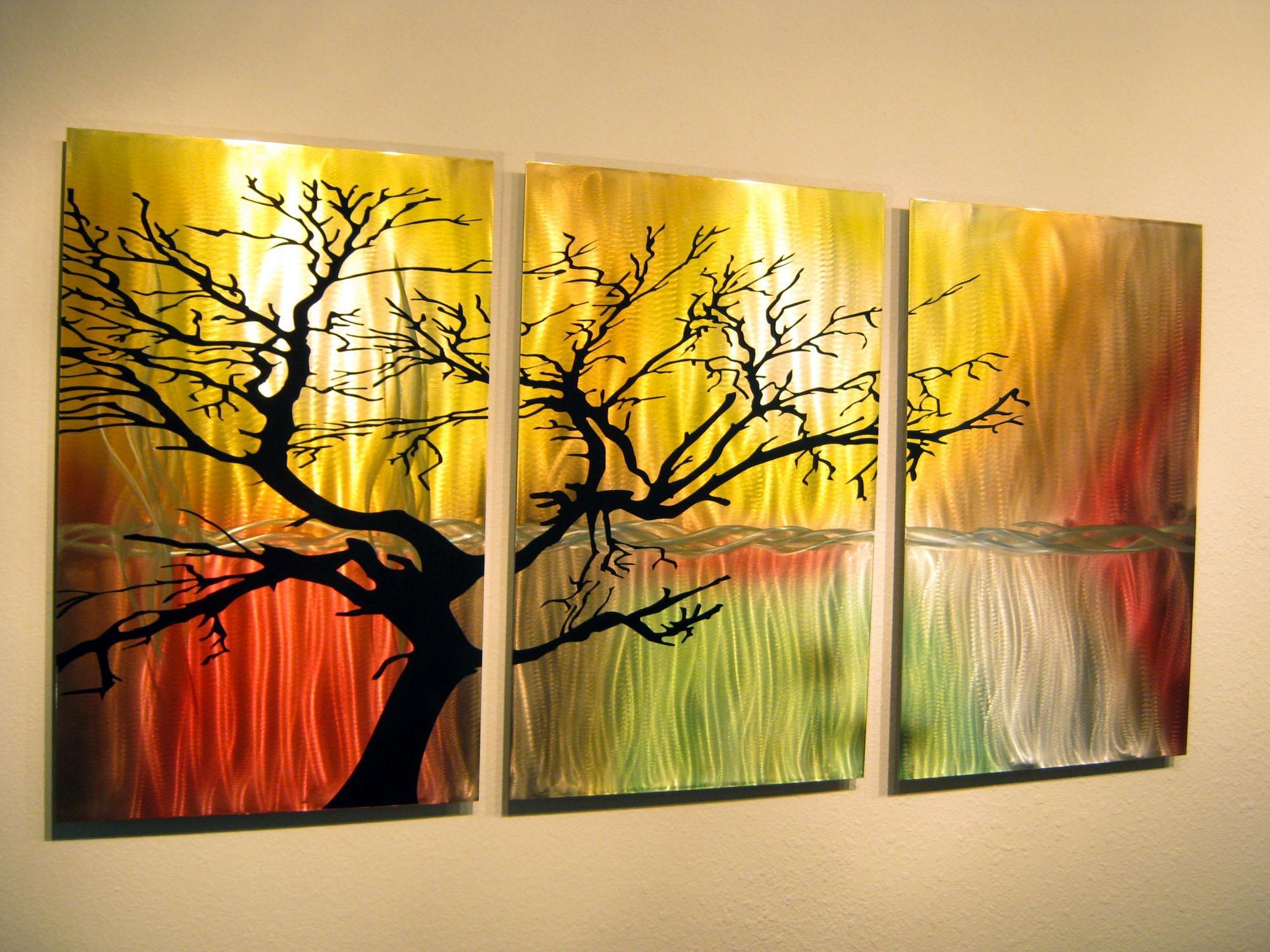 Wall Art Panels. Amazing Decorative Metal Wall Art Panels H16 On ...