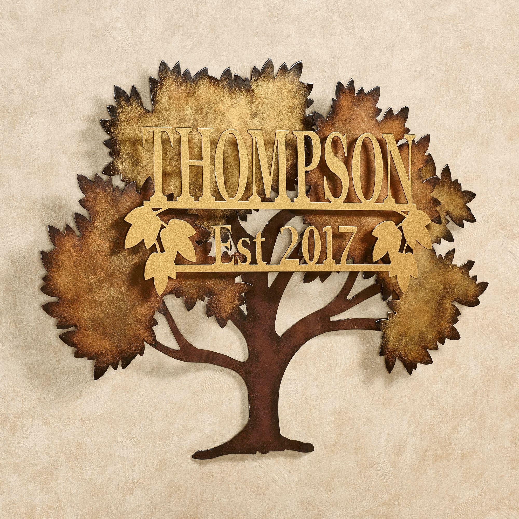 Metal Wall Art Sculptures | Touch Of Class Throughout Tree Wall Art Sculpture (Image 11 of 20)