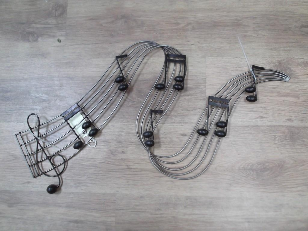 Metal Wall Art Uk | Wall Decor Ideas Throughout Metal Music Notes Wall Art (Image 7 of 20)