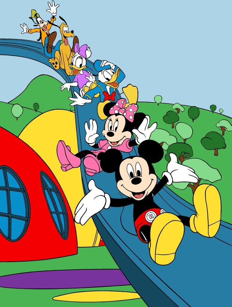 Mickey Mouse Clubhouse | The Dis Disney Discussion Forums With Regard To Mickey Mouse Clubhouse Wall Art (Image 9 of 20)