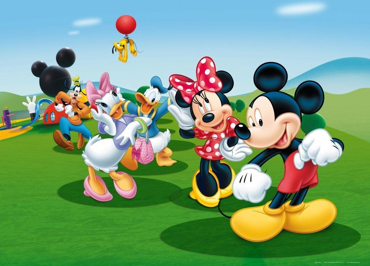 Mickey Mouse Clubhouse – Wallpaper (View 15 of 20)