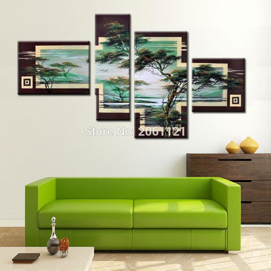 Modern Abstract Art For Sale Promotion Shop For Promotional Modern With Wall Art Sets For Living Room (View 6 of 20)