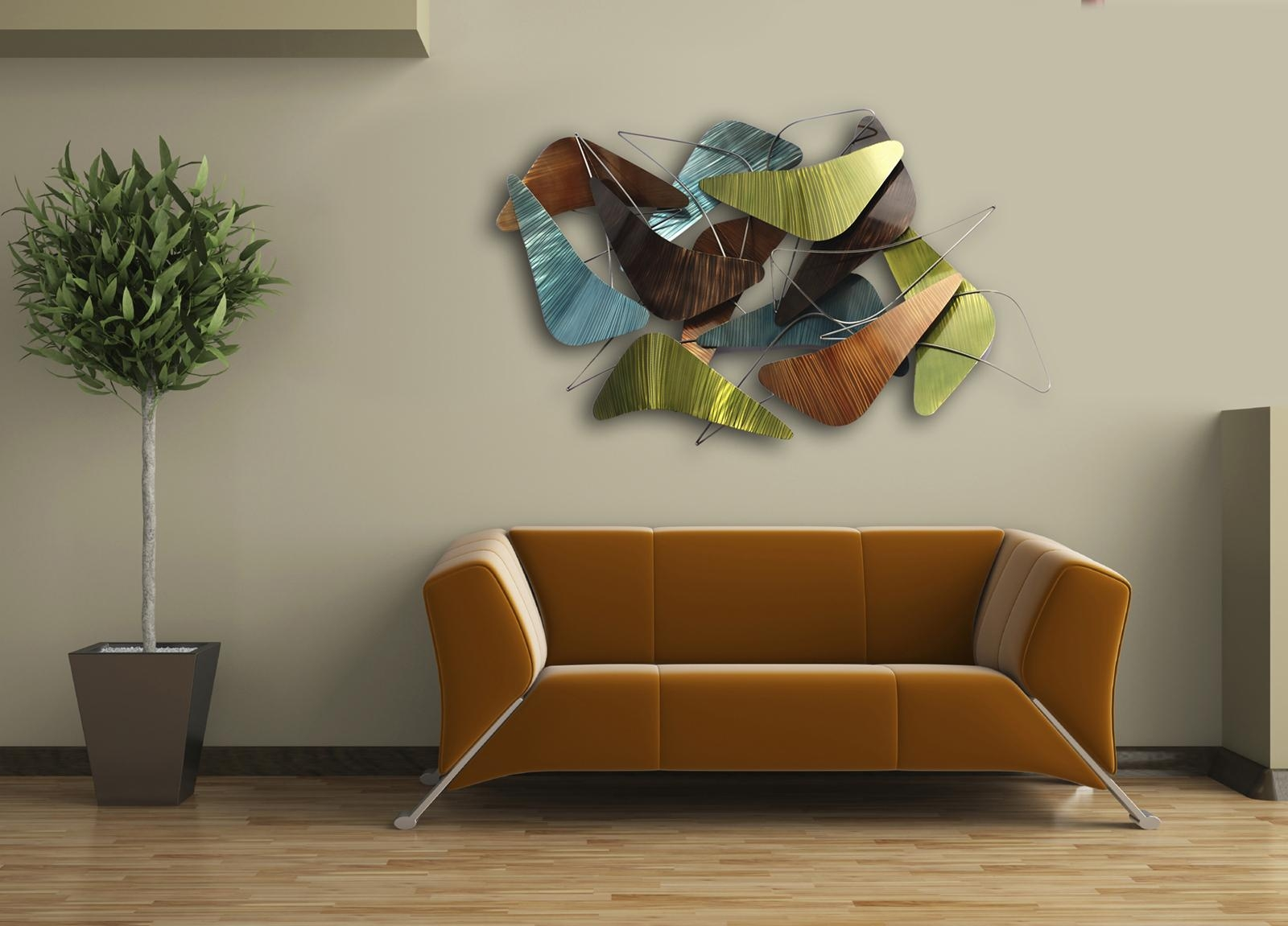 Modern Art Designs Magnificent 1 Want Tips For Contemporary House Regarding Contemporary Wall Art (View 20 of 20)