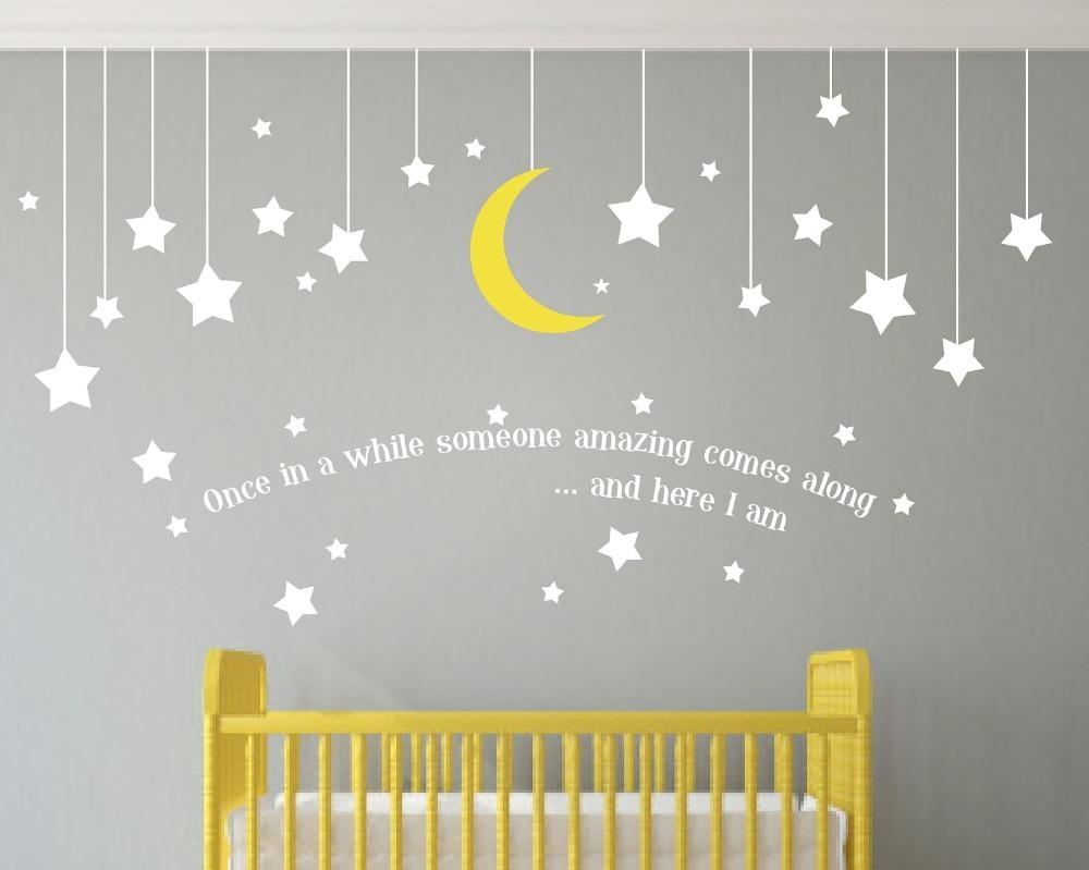 Modern Baby Wall Art Promotion Shop For Promotional Modern Baby Within Baby Wall Art (Image 13 of 20)