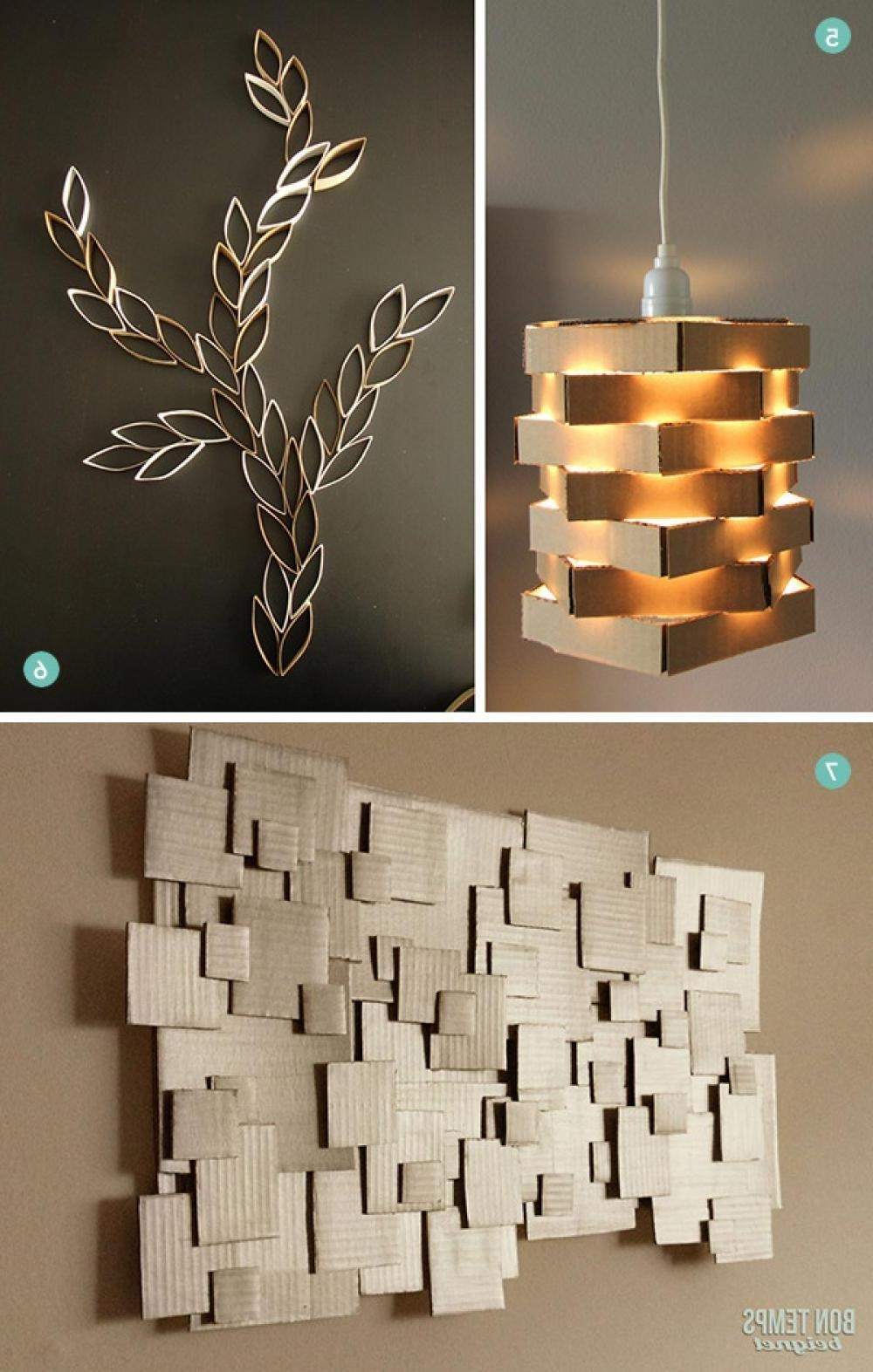 20 Inspirations Unique Modern Wall Art And Decor
