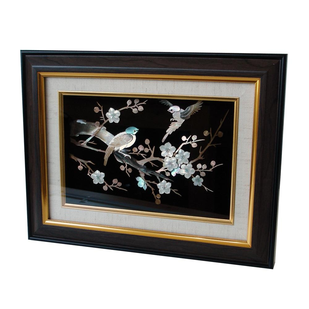 Featured Photo of Mother Of Pearl Wall Art