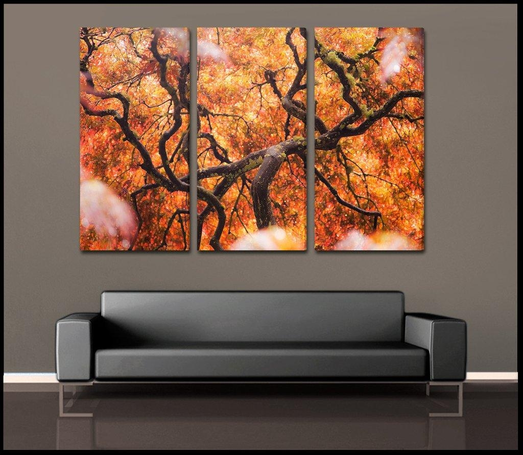 Multi Piece Canvas Wall Art Good Wall Art Ideas On Kitchen Wall Pertaining To Multiple Piece Canvas Wall Art (View 2 of 16)