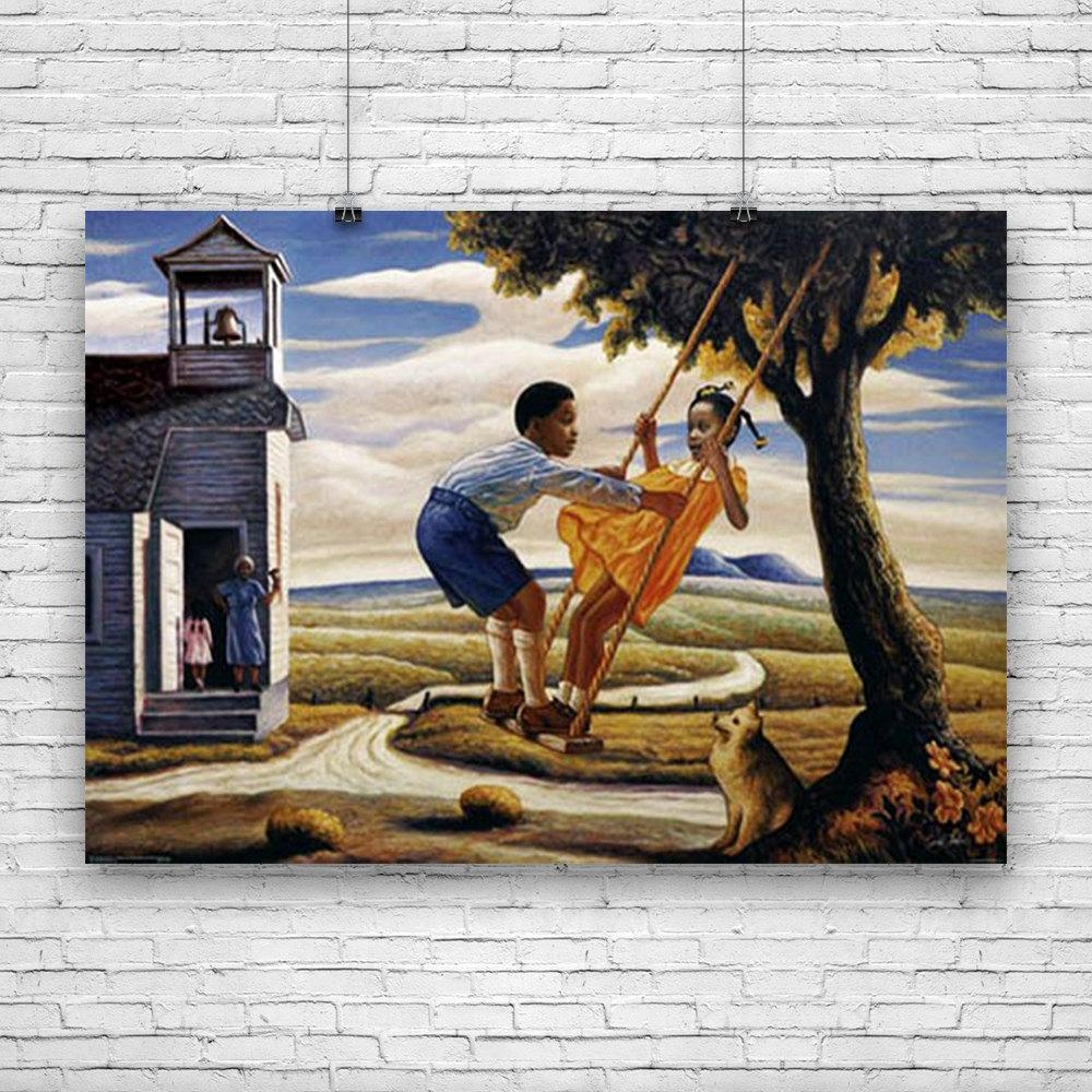 My First Loveartist Sarah Jenkins African American Art With African American Wall Art (View 19 of 20)
