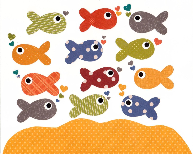 Nautical Nursery Art Prints Baby Nursery Decor Kids Wall Art With Regard To Children Wall Art (View 6 of 20)