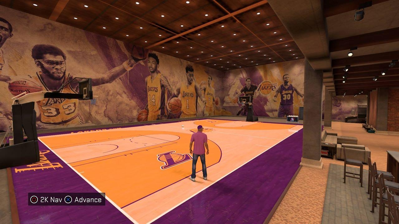 Nba 2K17 Developer Blog Gives Extensive Details On Mycareer For Nba Wall Murals (Image 6 of 20)