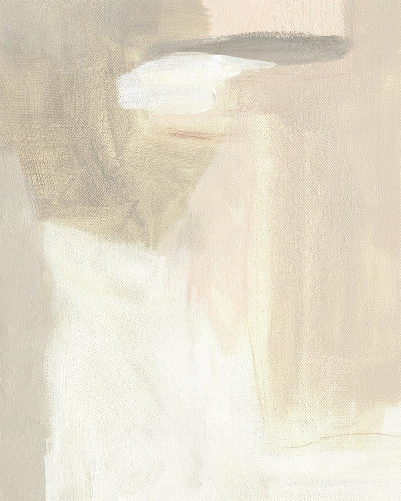 Neutral Abstract Art Canvas Art Abstract Painting Giclee For Neutral Wall Art (Image 14 of 20)