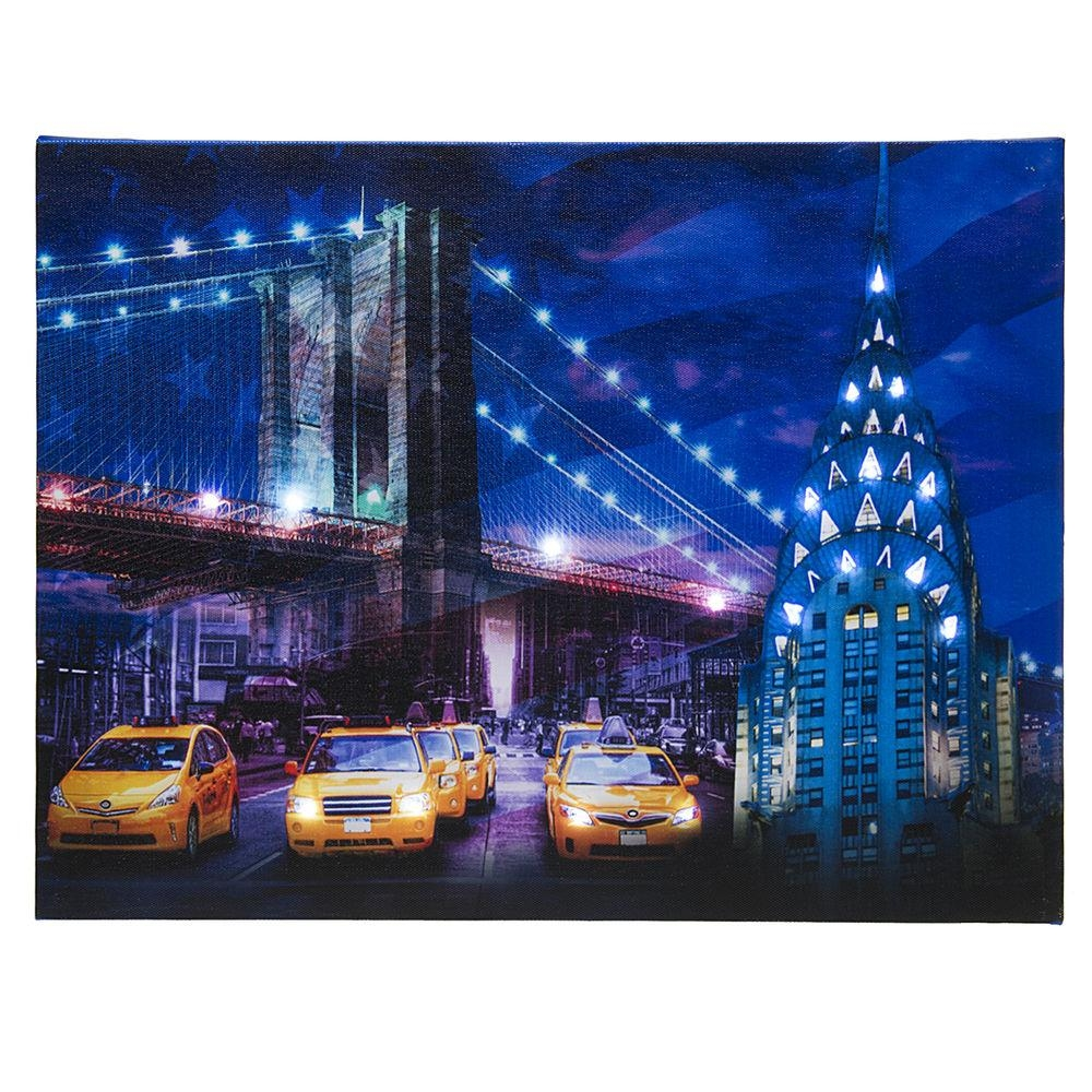 New York City Canvas | Ebay Inside New York City Canvas Wall Art (View 8 of 20)