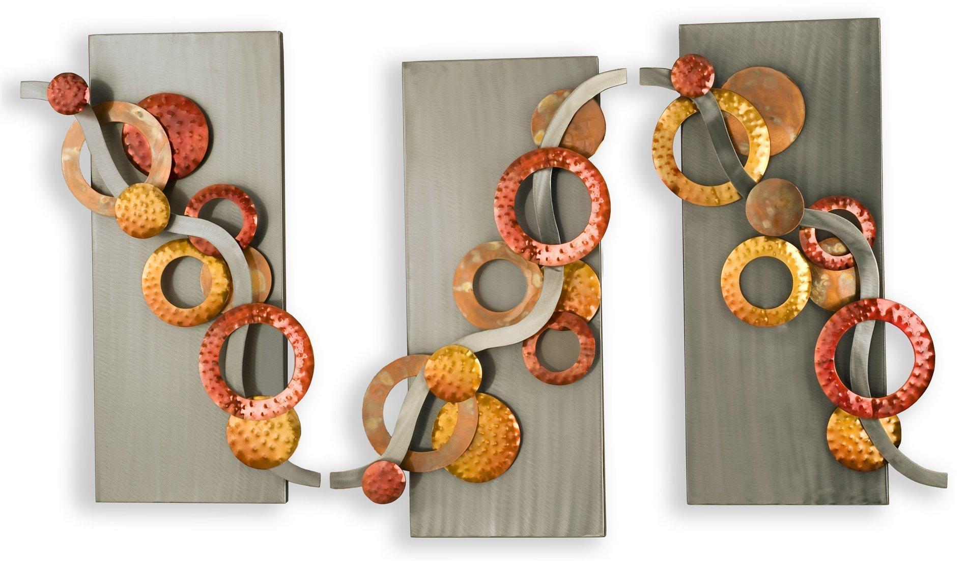 Nova Lighting 12683 Spumante Contemporary Wall Art / Wall Decor Inside Nova Wall Art (View 13 of 20)