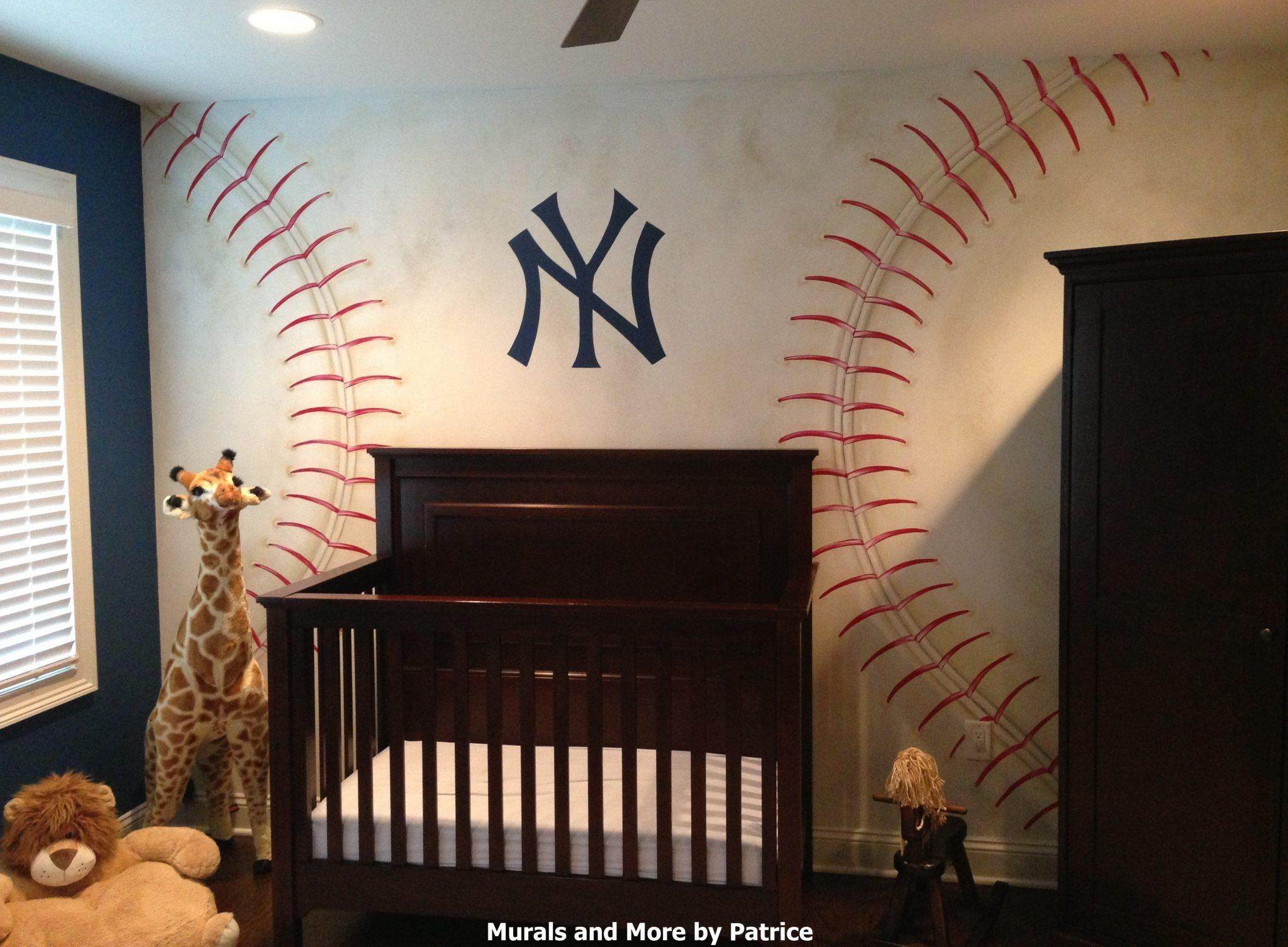 Nursery Beddings Sports Themed Wall Art Plus Vintage Baseball within Vintage Baseball Wall Art