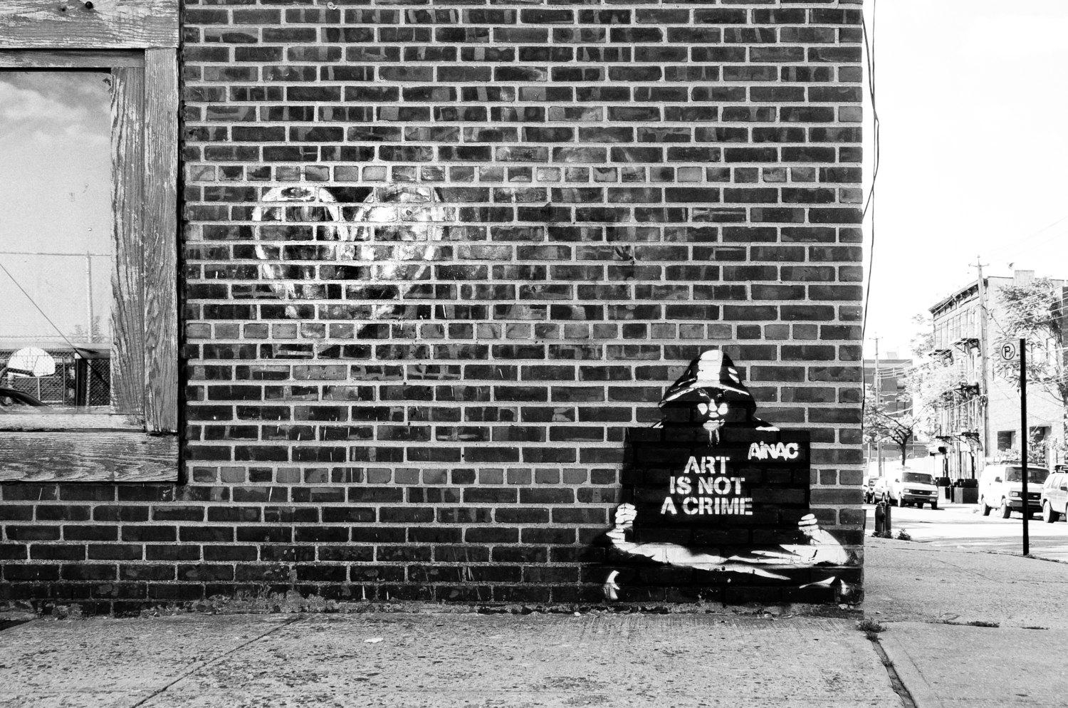 Nyc Photography Street Art Black & White Fine Art Print With New York City Wall Art (View 12 of 20)