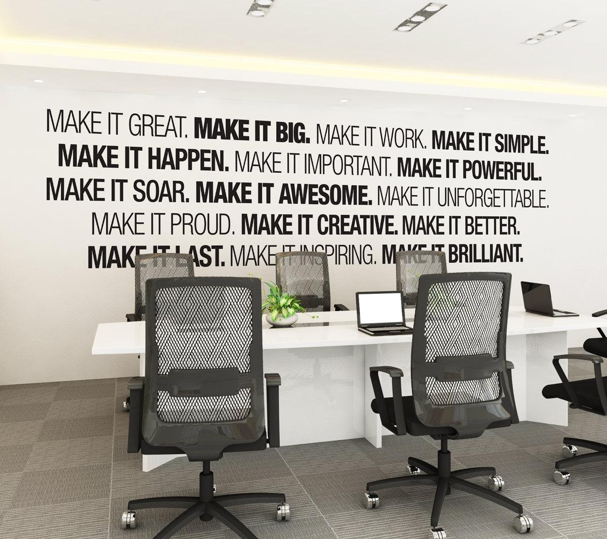 Office Wall Art Corporate Office Supplies Office Decor Within Wall Art For Offices (View 7 of 20)