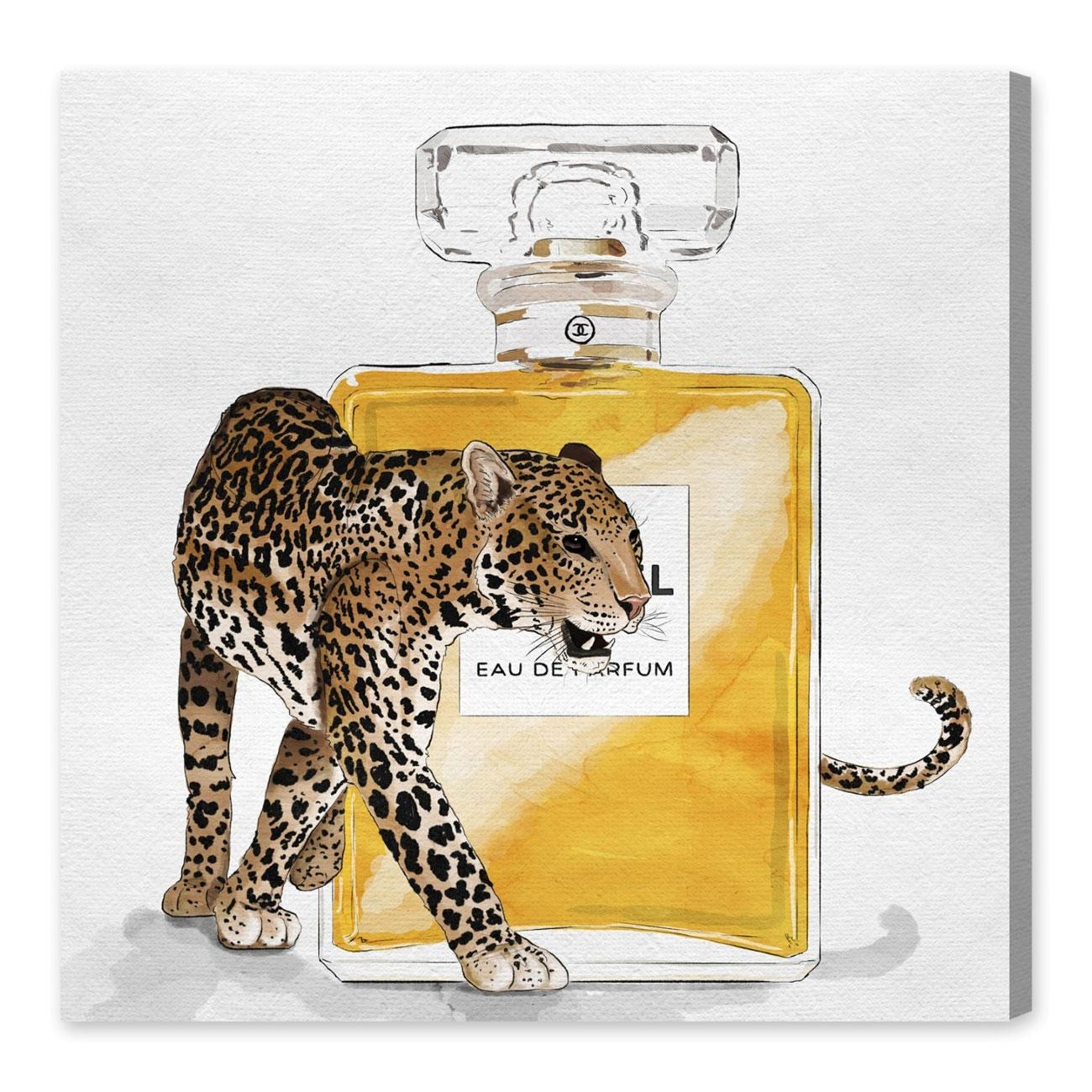 Oliver Gal Exotic Love Ii Canvas Wall Art With Exotic Wall Art (Image 18 of 20)