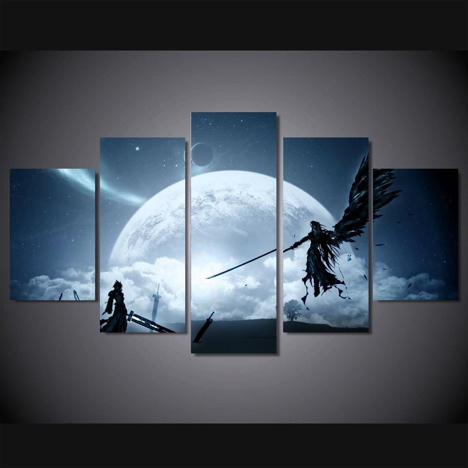 Featured Image of 7 Piece Canvas Wall Art