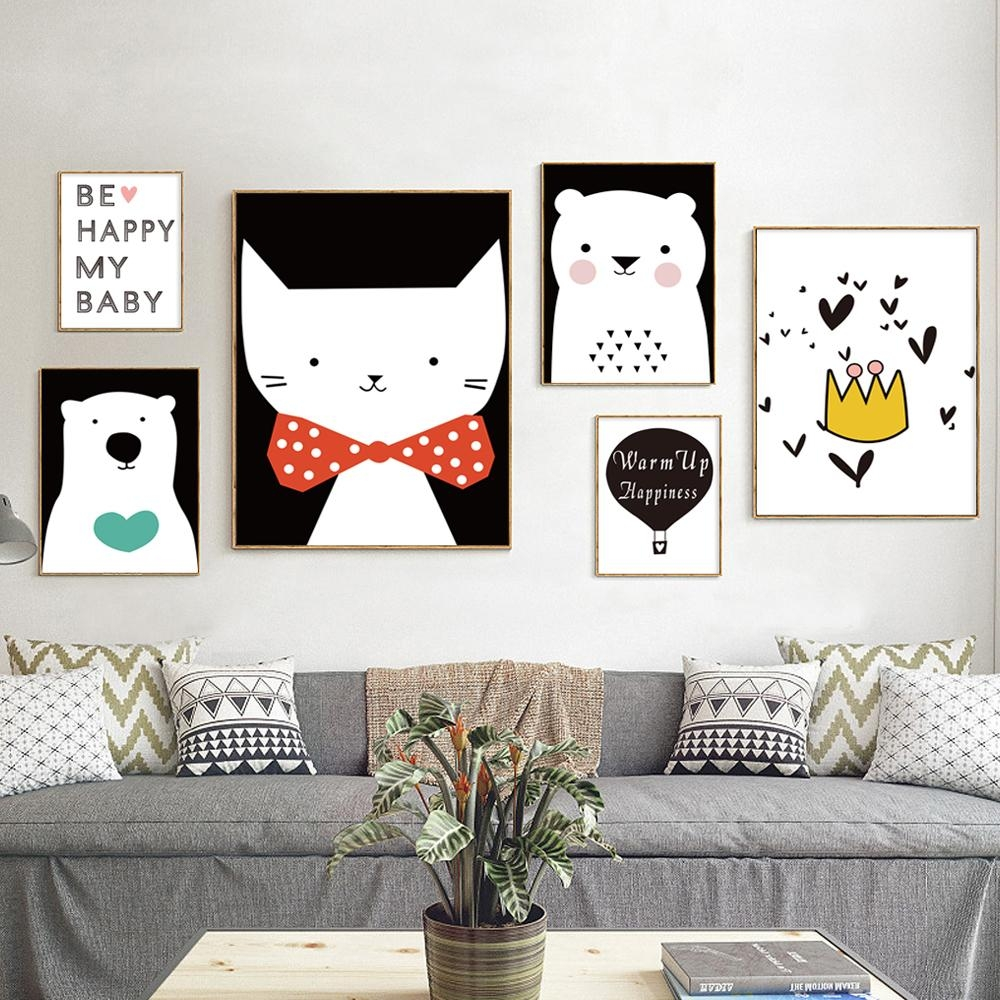 Online Buy Wholesale Black Love Art From China Black Love Art Regarding Black Love Wall Art (View 11 of 20)