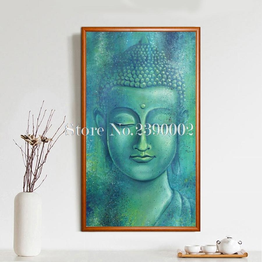 Online Buy Wholesale Buddha Picture 3D From China Buddha Picture Inside 3D Buddha Wall Art (View 10 of 20)