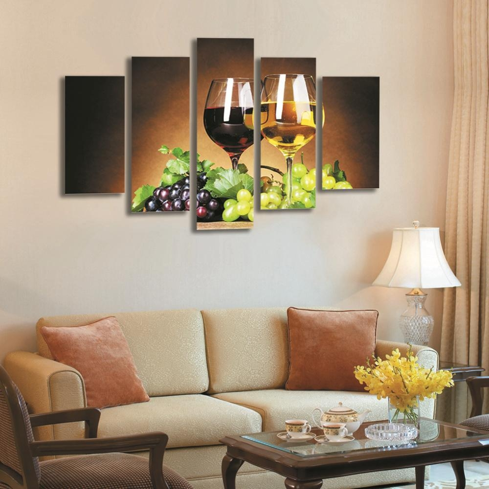 Online Buy Wholesale Grape Wall Art From China Grape Wall Art Pertaining To Grape Wall Art (Image 14 of 20)