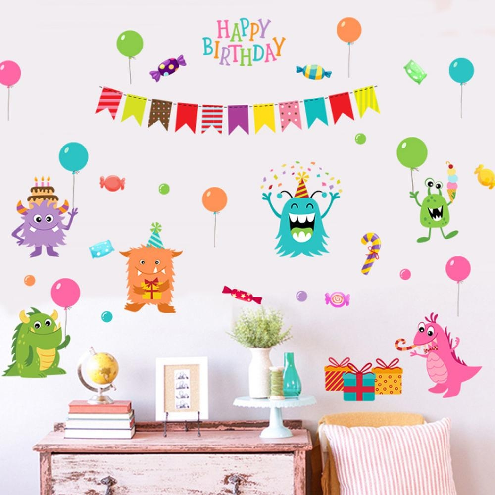 Featured Photo of Happy Birthday Wall Art