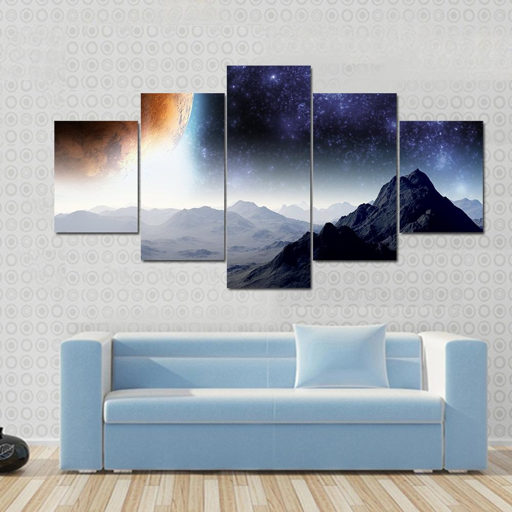 Online Buy Wholesale Illusion Wall Art From China Illusion Wall Throughout Illusion Wall Art (View 8 of 20)