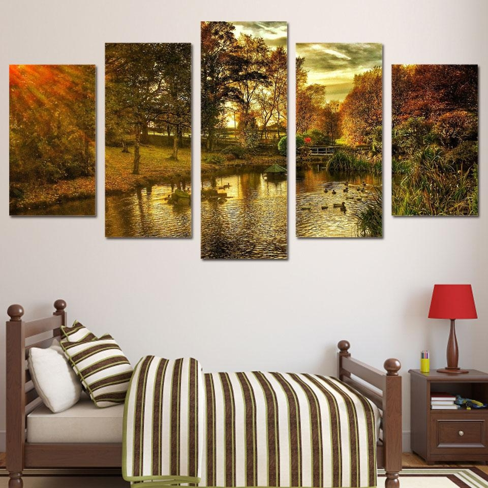 Featured Photo of Jungle Canvas Wall Art