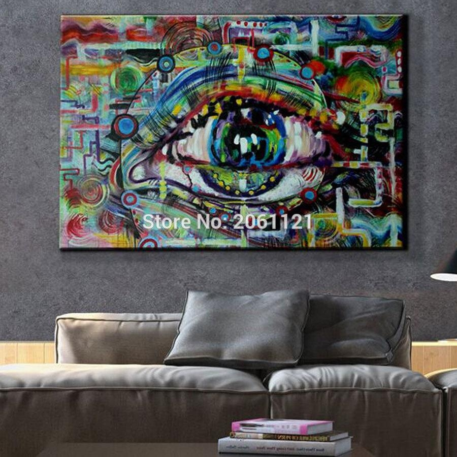 Online Buy Wholesale Unique Wall Art Ideas From China Unique Wall With Unique Modern Wall Art (View 6 of 20)