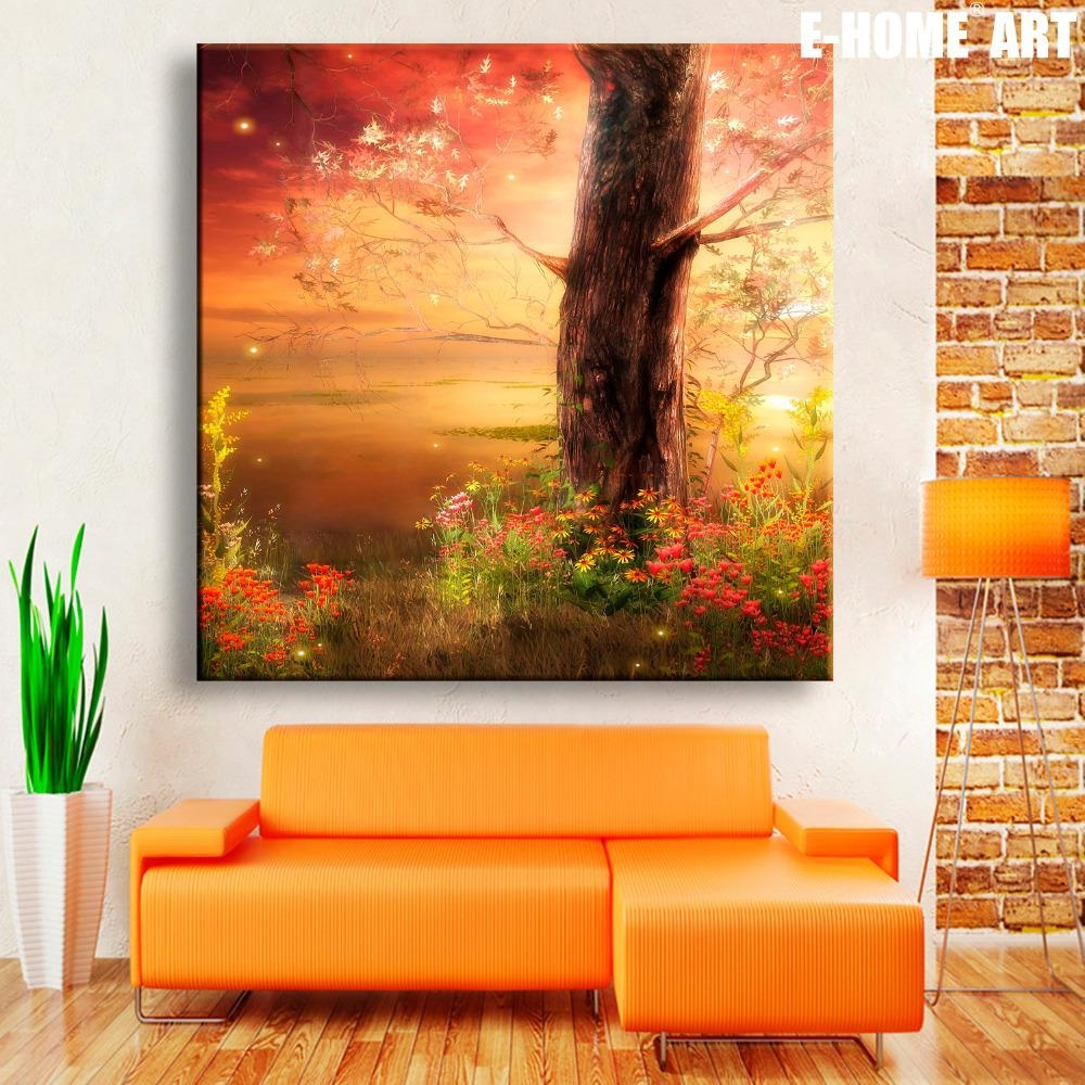 Online Buy Wholesale Wall Art Jungle Canvas From China Wall Art In Jungle Canvas Wall Art (View 9 of 20)