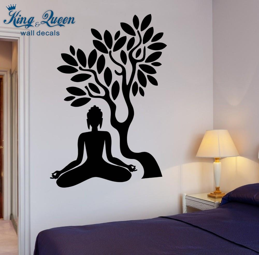 Online Buy Wholesale Zen Wall Art Sticker From China Zen Wall Art In 3D Buddha Wall Art (View 20 of 20)
