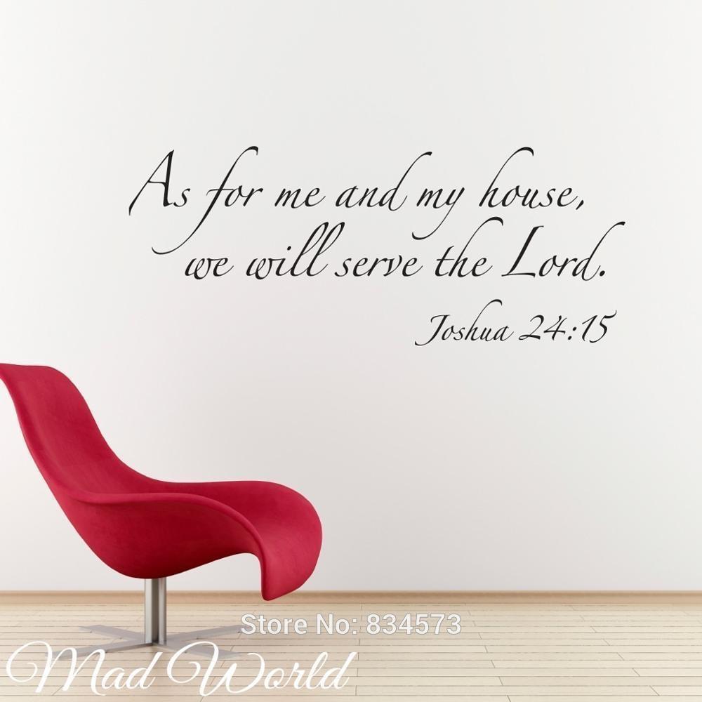 Online Get Cheap Bible Verses Wall Art  Aliexpress | Alibaba Group Throughout Bible Verses Wall Art (Image 14 of 20)