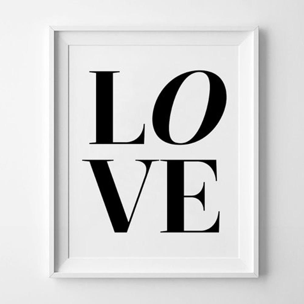 Online Get Cheap Black Love Art Pictures  Aliexpress | Alibaba Throughout Black Love Wall Art (Image 12 of 20)