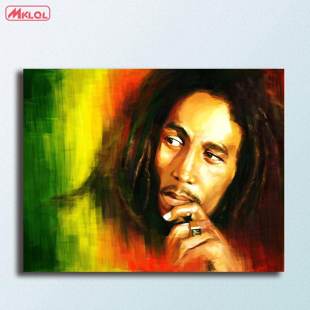 Online Get Cheap Bob Marley Canvas Aliexpress | Alibaba Group With Regard To Bob Marley Canvas Wall Art (View 13 of 20)