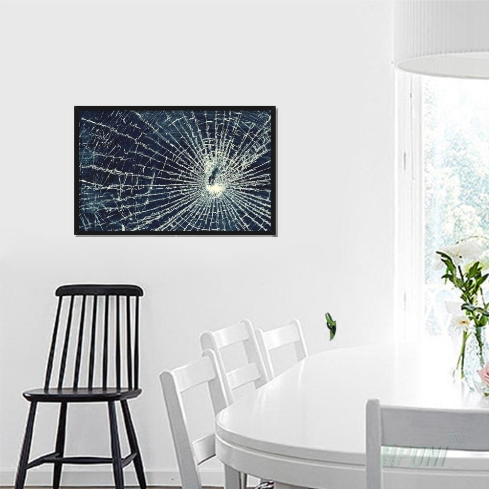 Online Get Cheap Broken Mirror Wall Art  Aliexpress | Alibaba With Regard To Abstract Mirror Wall Art (Image 15 of 20)