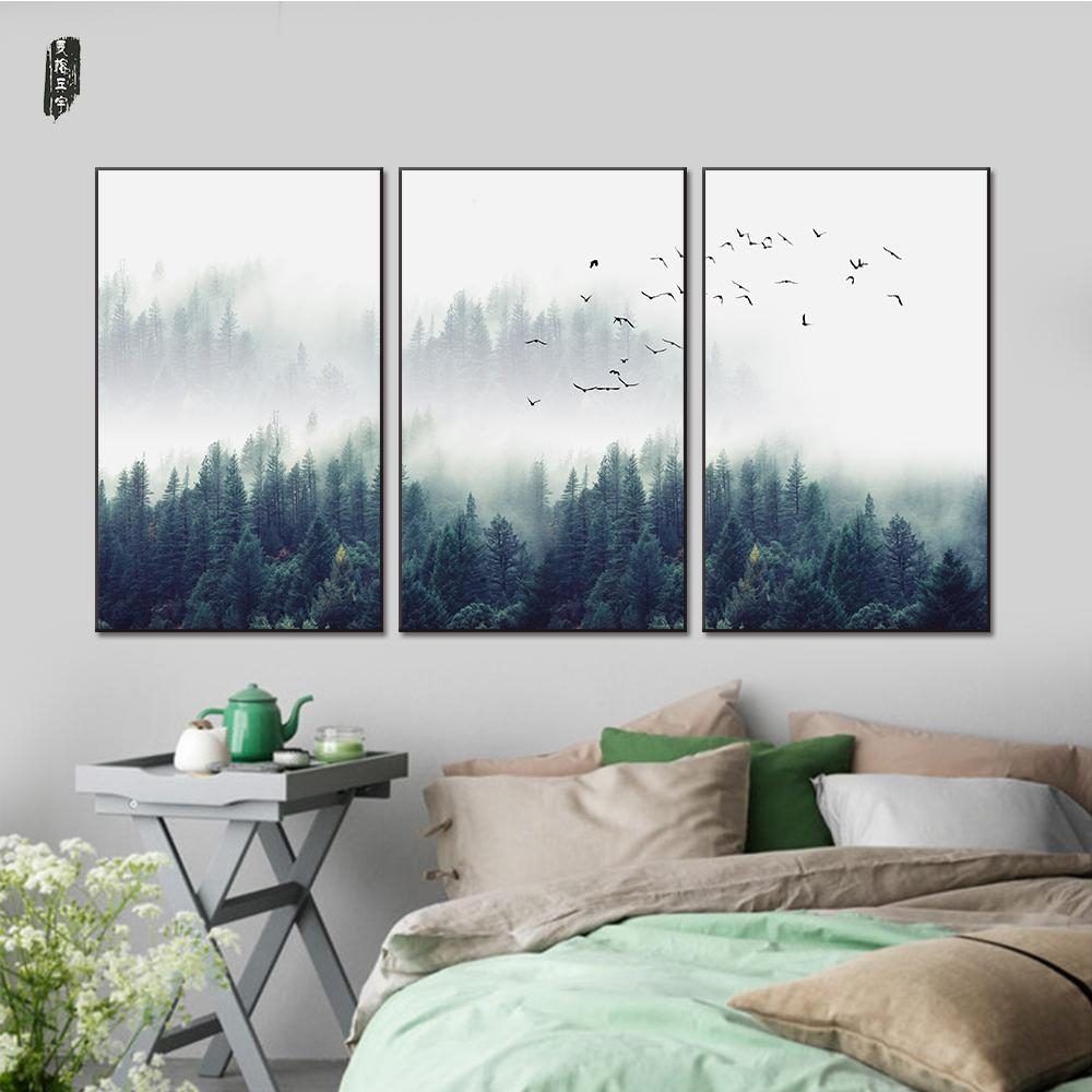 Online Get Cheap Canvas Art Sets Aliexpress | Alibaba Group For Cheap Wall Art Sets (View 15 of 20)
