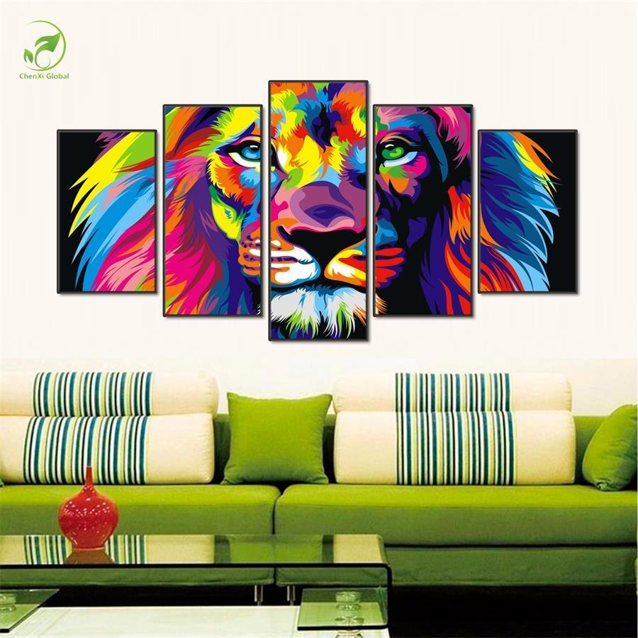 20 photos animal canvas wall art wall art ideas