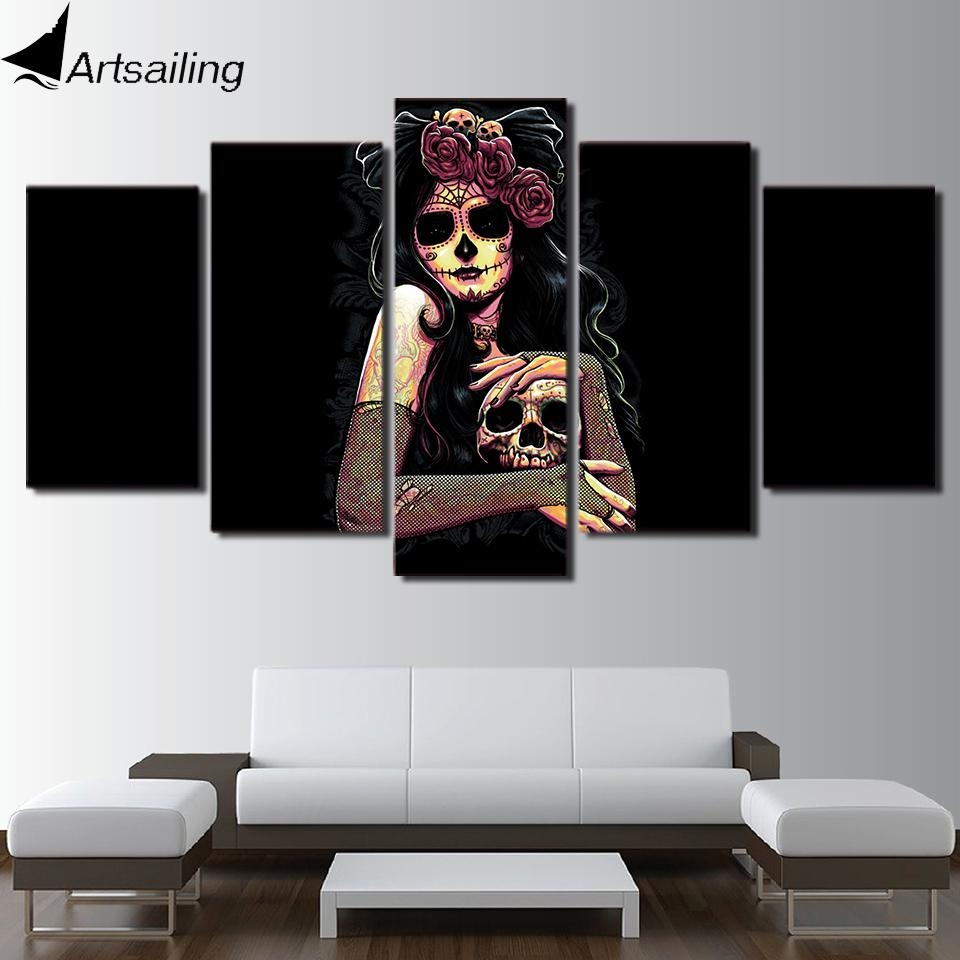 Online Get Cheap Canvas Wall Art Set Of Gallery And Sets For Throughout Wall Art Sets For Living Room (Image 4 of 20)