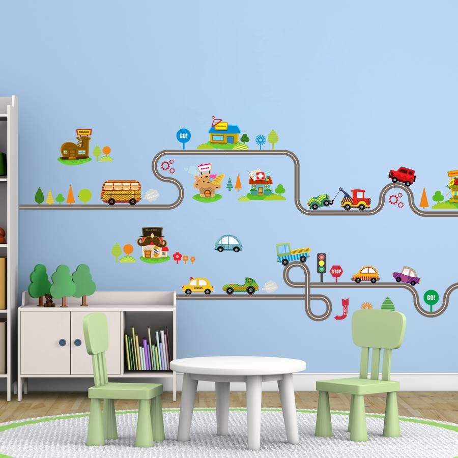 Online Get Cheap Children Wall Art Aliexpress | Alibaba Group With Regard To Children Wall Art (View 7 of 20)