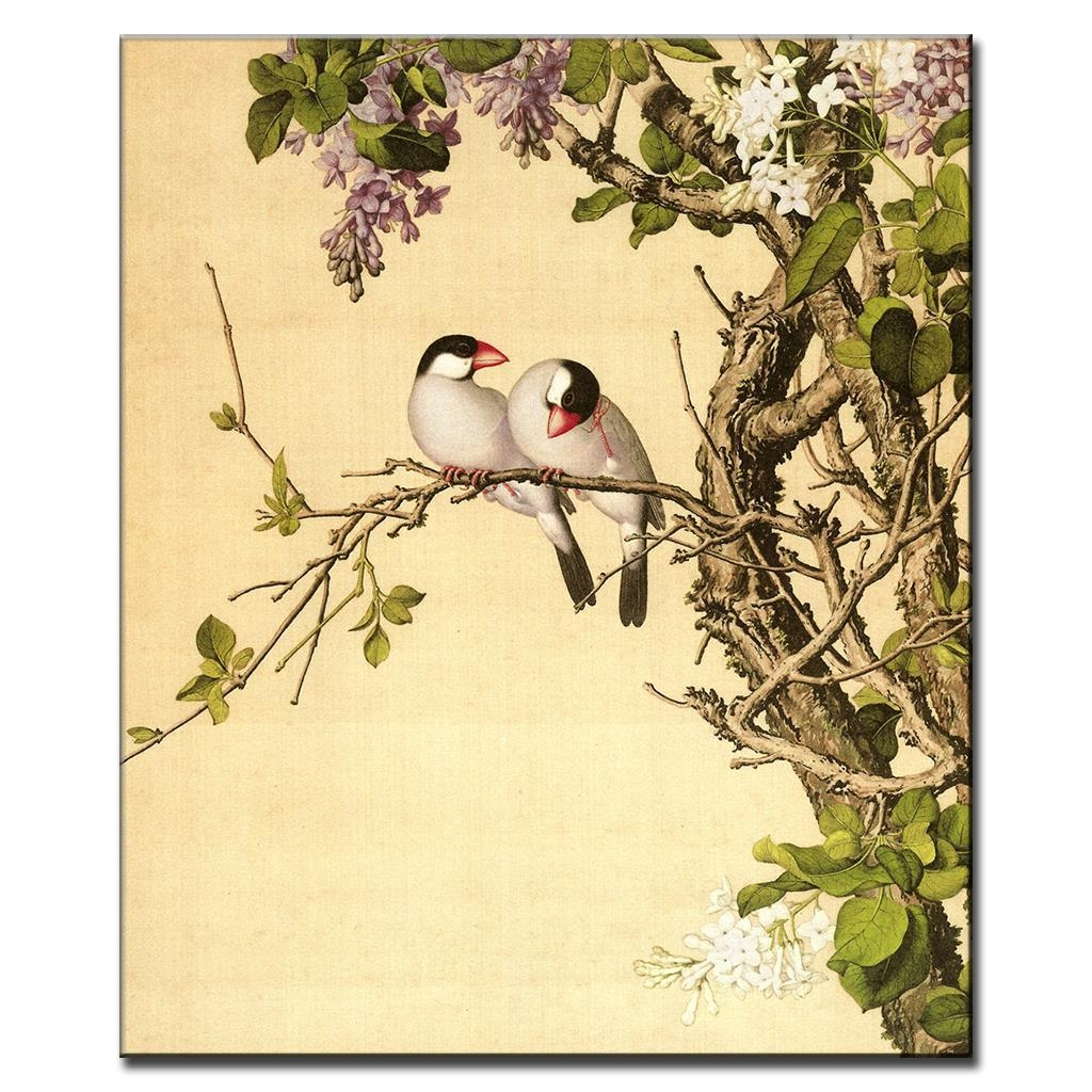 Online Get Cheap Chinoiserie Art Aliexpress | Alibaba Group Inside Chinoiserie Wall Art (View 5 of 20)