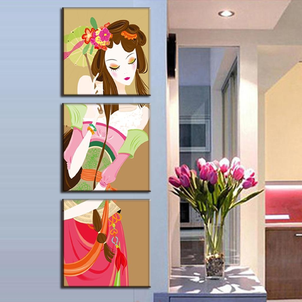 Online Get Cheap Chinoiserie Art  Aliexpress | Alibaba Group Pertaining To Chinoiserie Wall Art (Image 18 of 20)