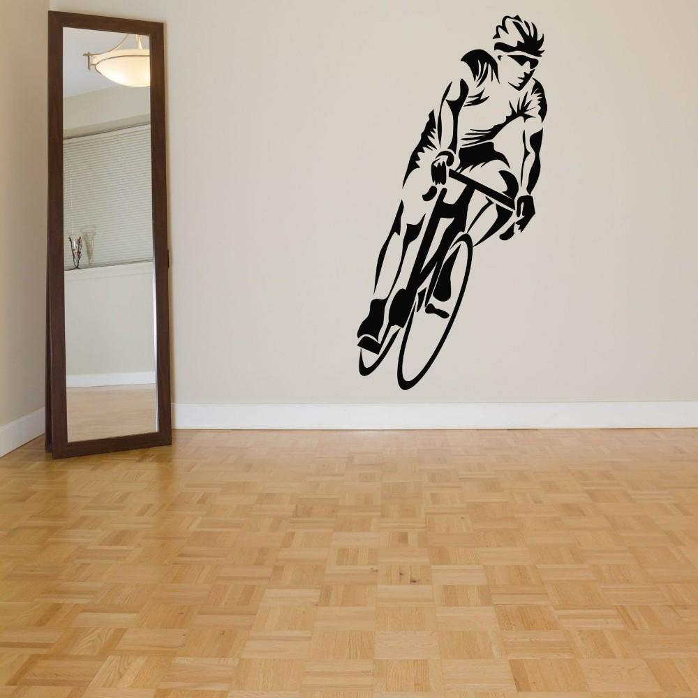 Online Get Cheap Cycle Poster  Aliexpress | Alibaba Group Intended For Cycling Wall Art (Image 14 of 20)