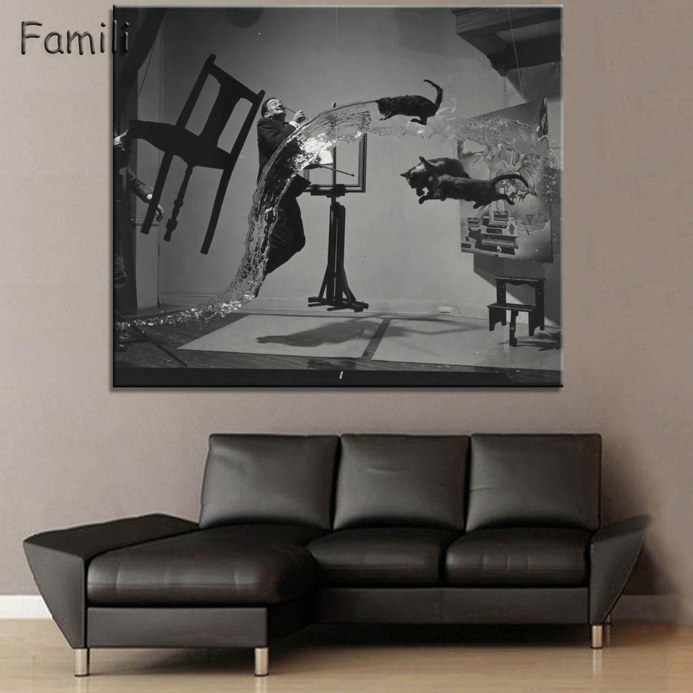 Online Get Cheap Dali Wall Art  Aliexpress | Alibaba Group Intended For Salvador Dali Wall Art (Image 10 of 20)