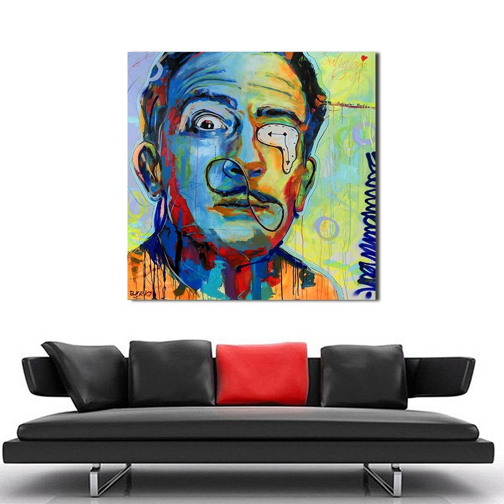 Online Get Cheap Dali Wall Art Aliexpress   Alibaba Group With Salvador Dali Wall Art (View 5 of 20)
