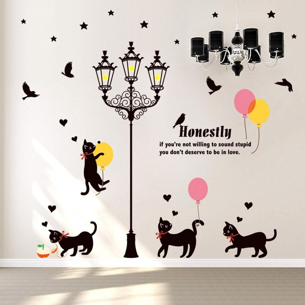 Online Get Cheap Deco Wall Decals Aliexpress | Alibaba Group Throughout Art Deco Wall Decals (View 12 of 20)