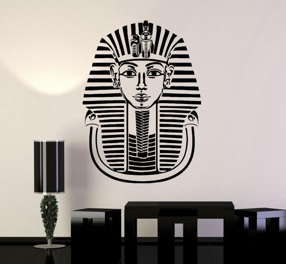 Online Get Cheap Egyptian Pattern Aliexpress | Alibaba Group In Art Deco Wall Decals (View 15 of 20)