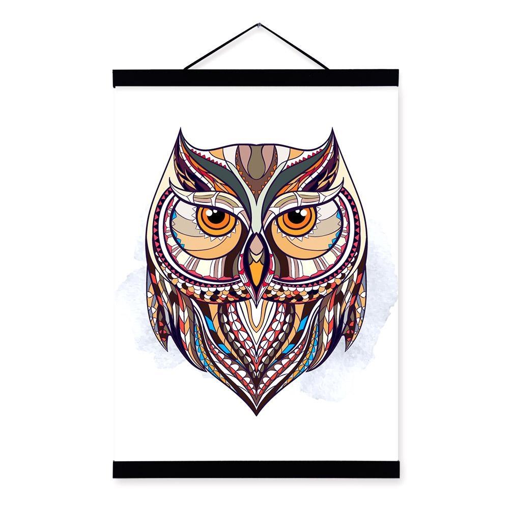 Online Get Cheap Framed Owl Art Aliexpress | Alibaba Group Inside Owl Framed Wall Art (View 16 of 20)